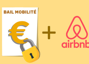 Bail mobilité, Airbnb : éviter l'encadrement des loyers à Paris ?