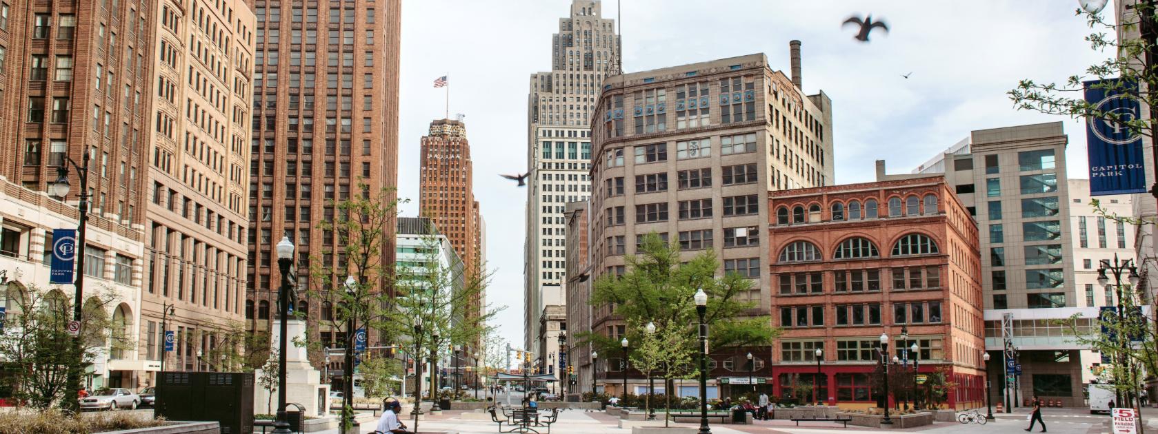 Invest in Detroit