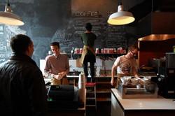 Astro Coffee Detroit