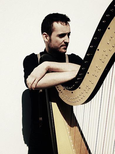 Harp Teacher London Kent Surrey