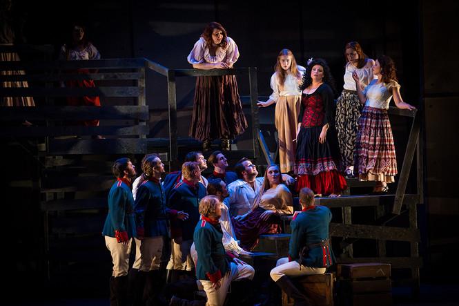 Carmen - Winter Opera St. Louis