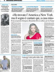 Il resto del Carlino Bologna 2015