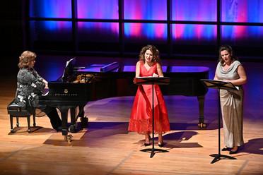 Touhill Performing Arts Center - With Soprano Stella Markou and Pianist Alla Voskoboynikova