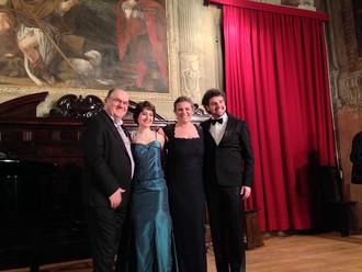 Circolo Lirico Bologna - With Maestro Sergio Bertocchi, Soprano Francesca Salvatorelli and Tenor Matteo Mezzaro