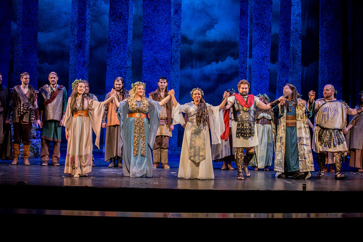 Norma (Adalgisa) - Winter Opera St. Louis