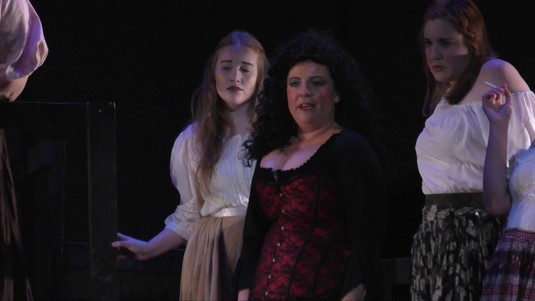 Check this video review of Benedetta's performance as Carmen with Winter Opera St. Louis