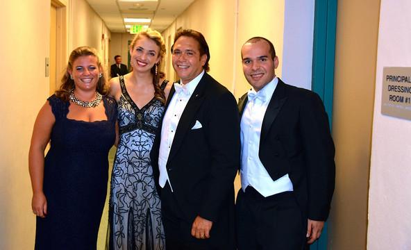 Un Ballo in Maschera - Miami Lyric Opera - With Soprano Julia Radosz, Tenor Jorge Pita and Baritone Giancarlo Brunet