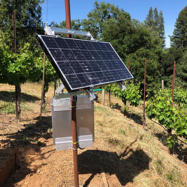 Remote Solar Installs