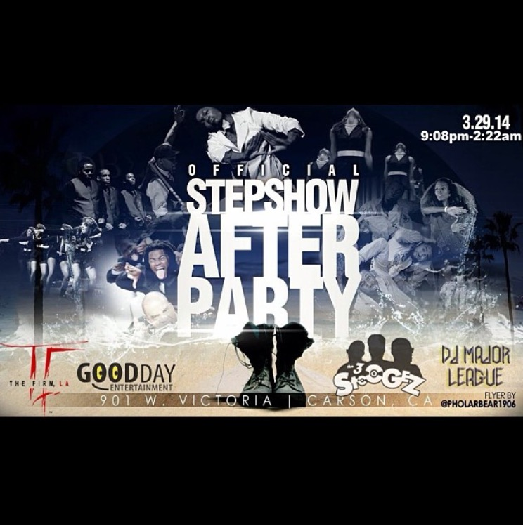 2014 Step Show After Party