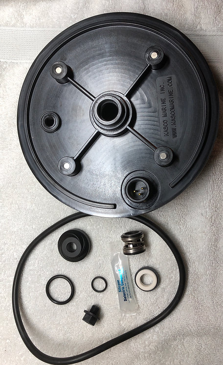Motor Top and seals Choose shaft size