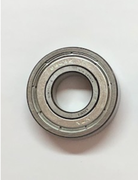 Two motor bearings for 1/2 inch shaft motors