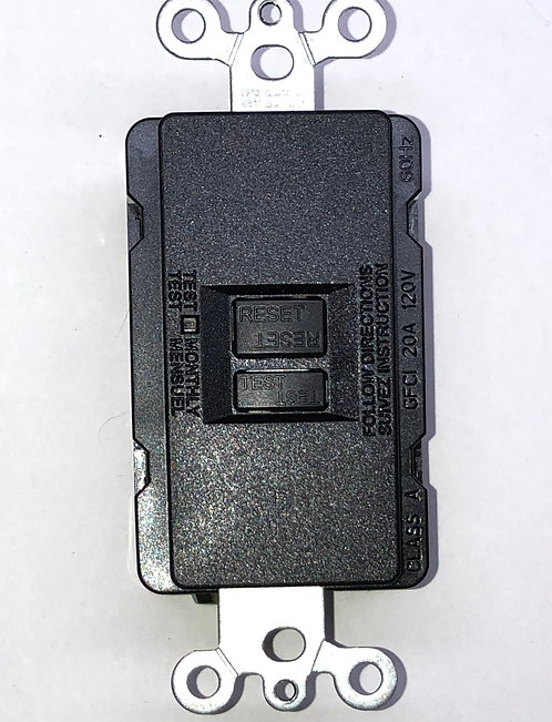 GFCI for Kasco C-25 Control Panel
