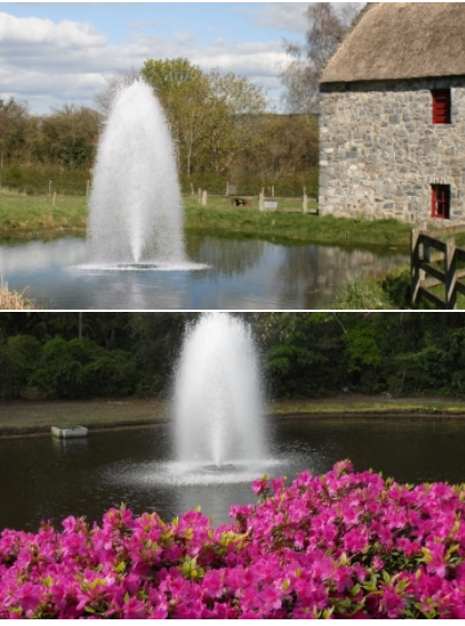 Kasco Marine 3.1JF Decorative Fountain