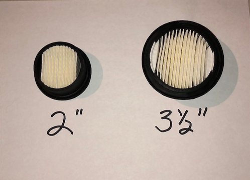 Robust Aire paper filter element  2 pack
