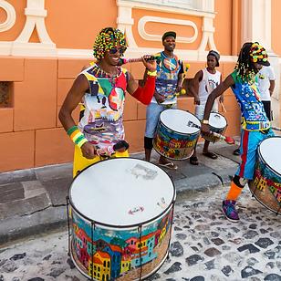 música brasileira tambor