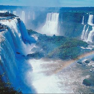 Cataratas do iguaçú Brasil