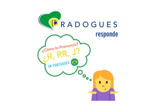 Como pronunciar la R en portugués