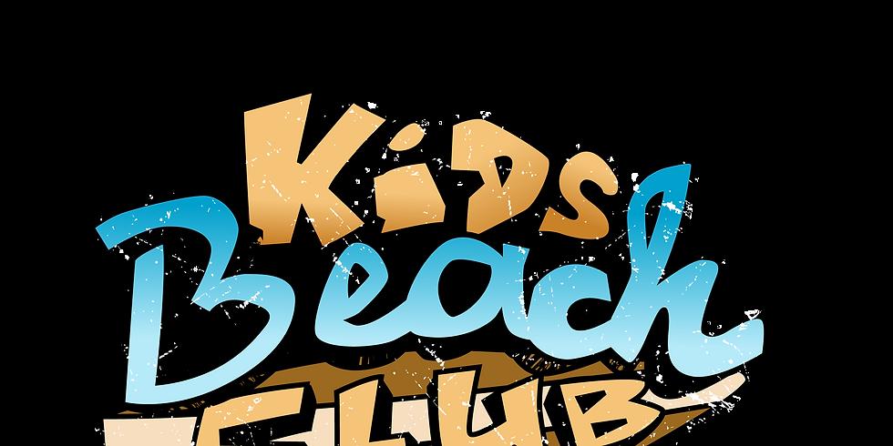 Kids Beach Club Spring Start