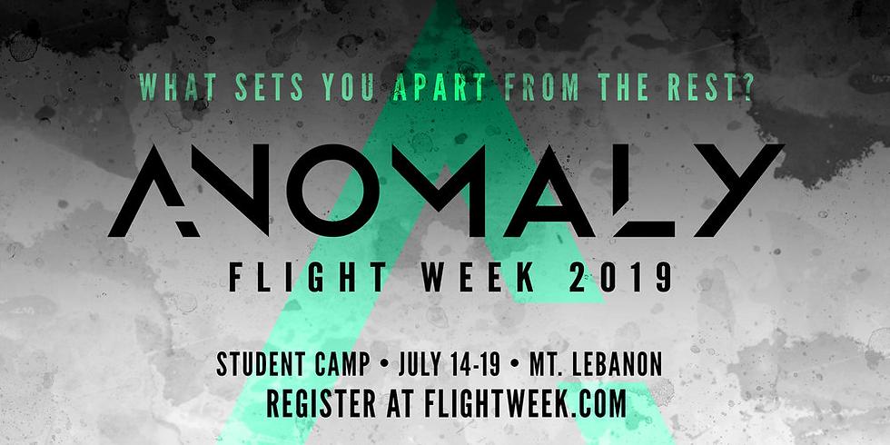 Teen Camp - Mt. Lebanon - Flight Week
