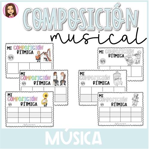 Mi composición Rítmica