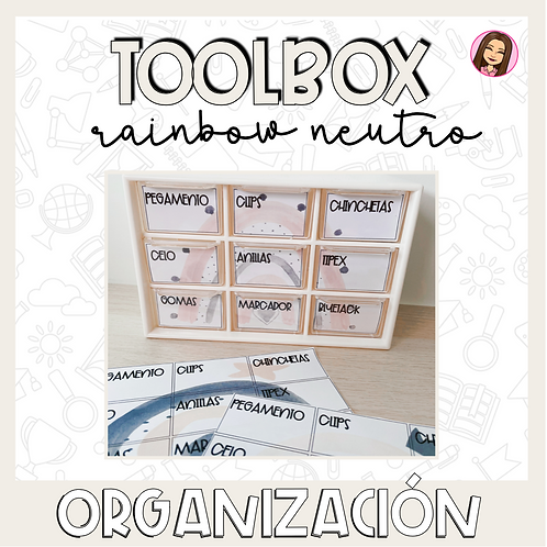 Toolbox Rainbow Neutro