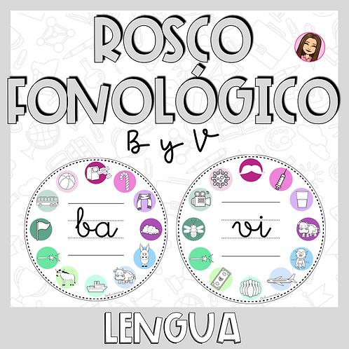 Rosco fonológico B y V