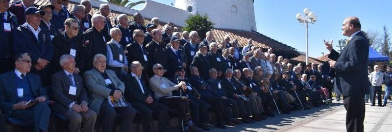 40 nuevos Bomberos Insignes fueron distinguidos en el Día de la Tradición