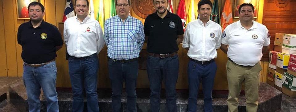 """Consejo Regional de Comandantes: """"Elecciones  Directiva 2019"""""""