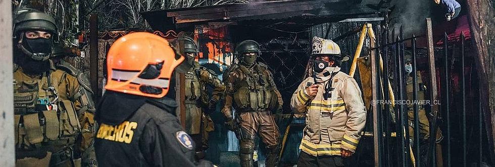 Primera Alarma de Incendio
