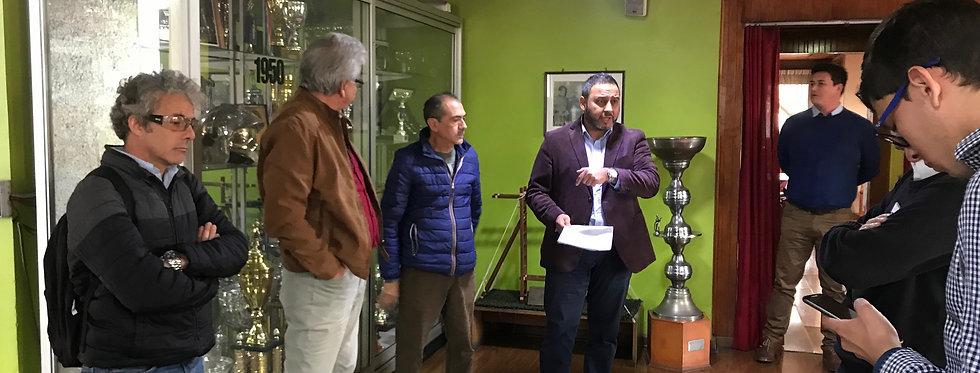 Proyecto Reposición Cuartel 1° Compañía de La Granja