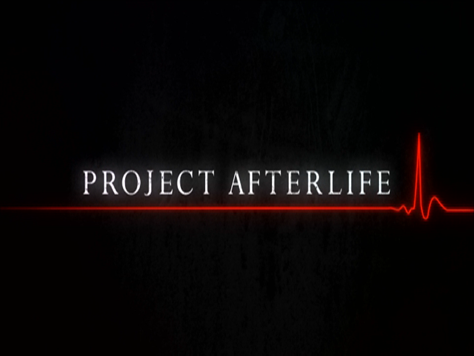 PROJECT AFTERLIFE TITLE