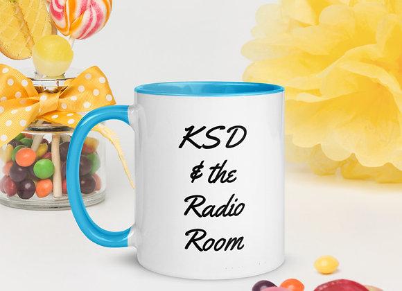 Mug with Color Inside