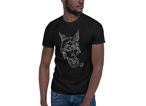 Douglas Lopretto Snake Gal Short-Sleeve Unisex T-Shirt