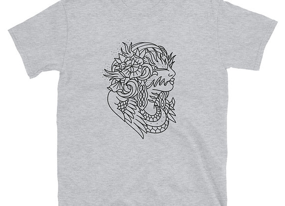 Douglas Lopretto - Elaborate Woman T-Shirt