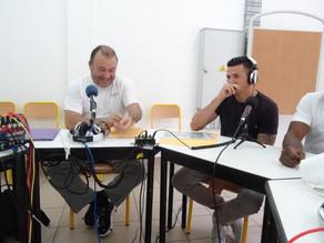 Emission spéciale BOXE : rencontre avec 3 spécialistes dont le champion du monde Christophe Tiozzo.