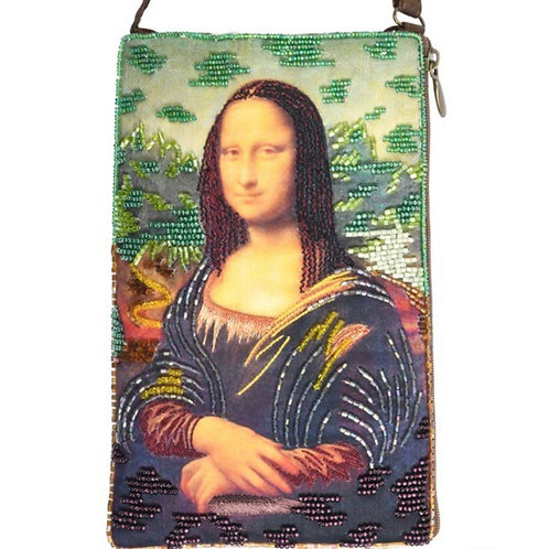 Mona Lisa Club Bag