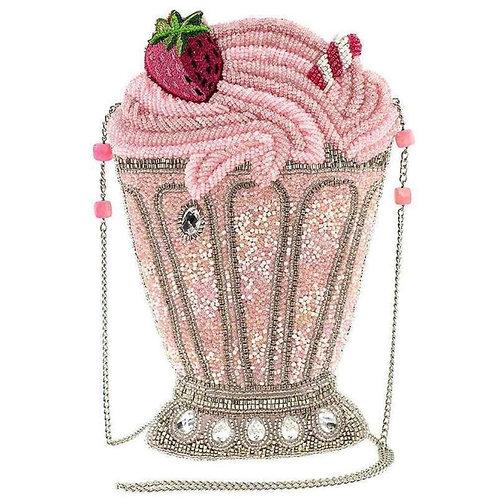 Mary Frances Strawberry Milkshake