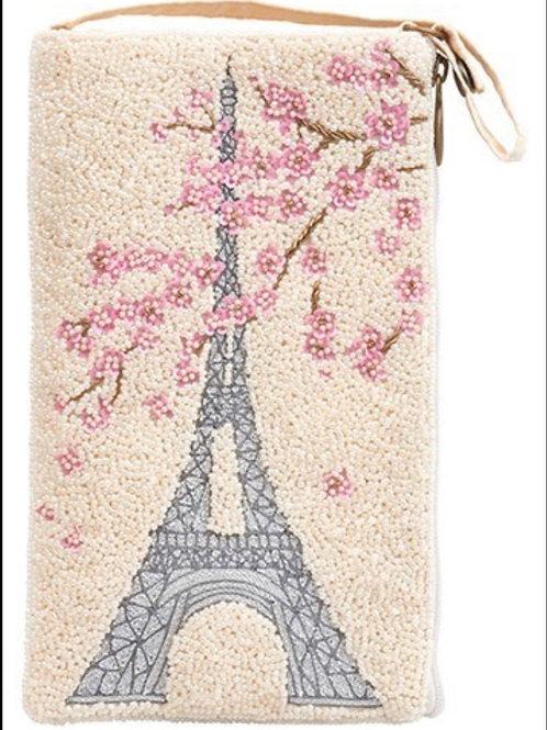 Eiffel Tower Club Bag