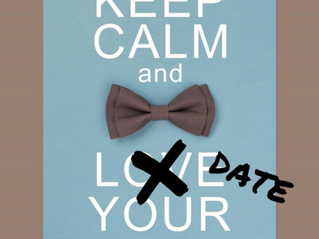 Keep Calm And Date Your Dad?