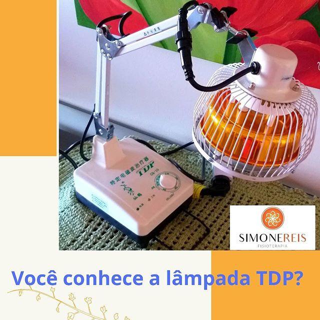 A lâmpada TDP você conhece?