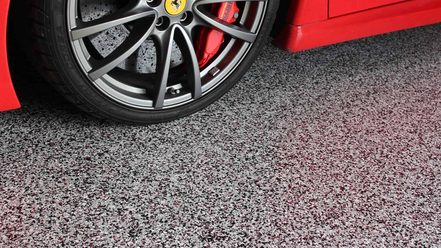 polyaspartic-garage-floor