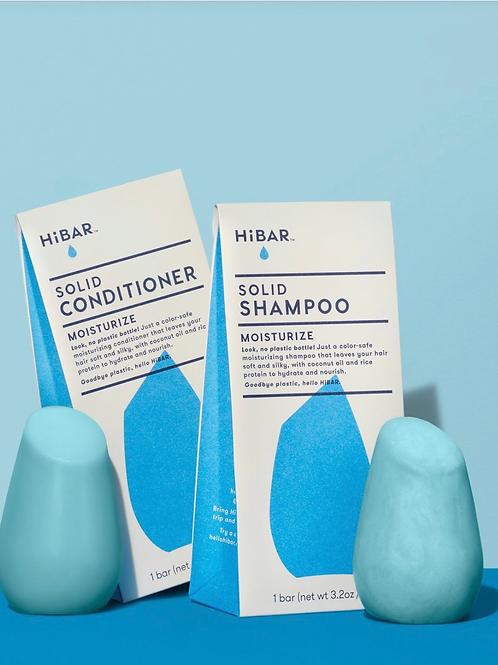 HIBAR Moisturize Shampoo & Conditiner Bundle