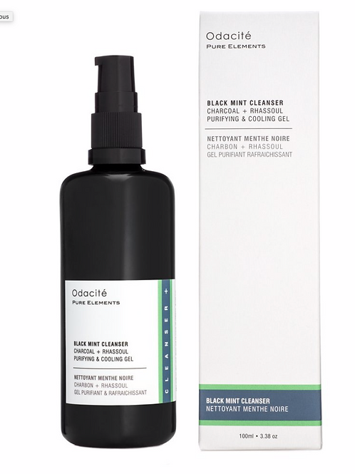 Black Mint Cleanser Purifying & Cooling Gel