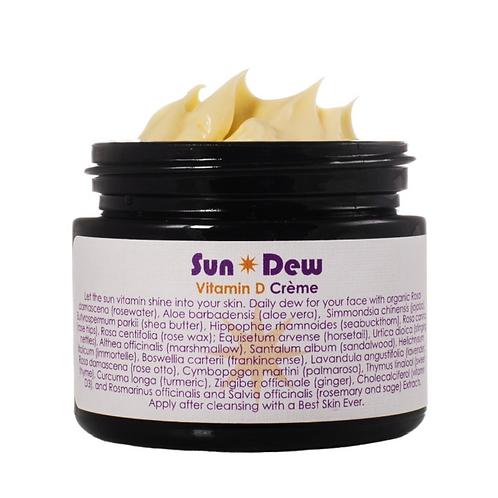 Sun Dew Vitamin D Crème