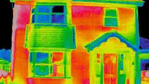 Thermal imaging to save on your energy bills