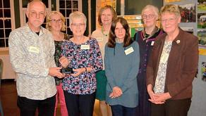 Tring Community Food Garden Wins Award