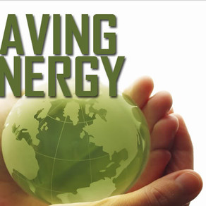 Save money and energy!