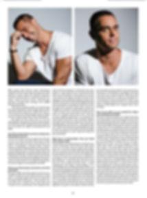 Journalist Karl Schmid in GAYTIMES Magazine by Bryan Rashaun