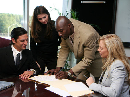 14 Important Questions Professional Athletes Need To Ask Before Signing Operating Agreements