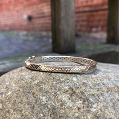 Deco fan bracelet